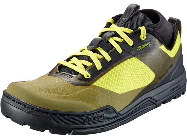 Shimano SH-GR701 Shoes yellow